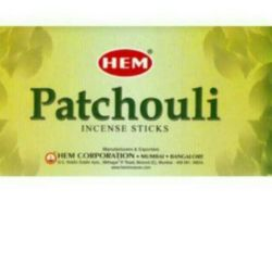 Incense Nem 4 gran. Patchouli