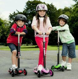 Children's scooter Maxi-21st scooter