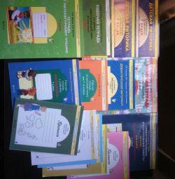Working notebooks 1 class