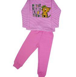 Charming children's pajamas.