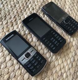 Телефони ☎️ бу