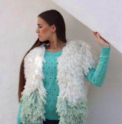 Îmbrăcăminte tricotată fără mâneci