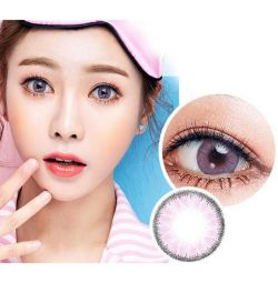 Lenses colored Freshlook pink