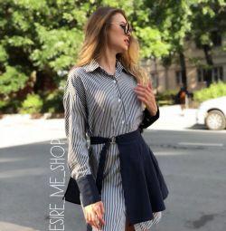 Συνδυασμένο φόρεμα