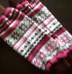 Шапки, рукавиці, наколінники