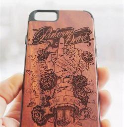 Cazuri cu gravură individuală pe iPhone