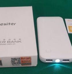 New, in pack.POWERBANK Besiter BST-0141 12000 mAh