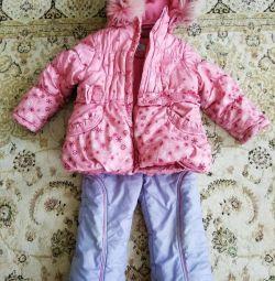 Зимова куртка kiko 104