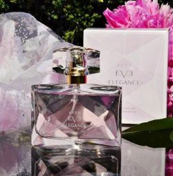 women's perfumery water NEW avon eve Elegance