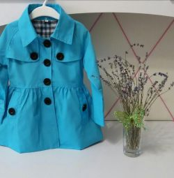 Children's raincoat (new)