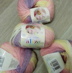 Yarn Alize Baby Wool