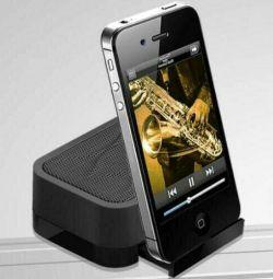 Portable Divoom Speaker for Phone