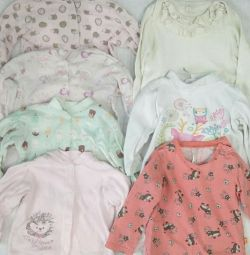 Things for baby package