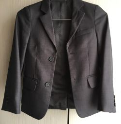 School jacket 128 r.