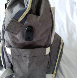Rucsac pentru geanta pentru mama