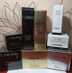 Cream Lankom Guerlain Chanel
