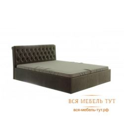 Κρεβάτι της Jenny 1,6 (καφέ)