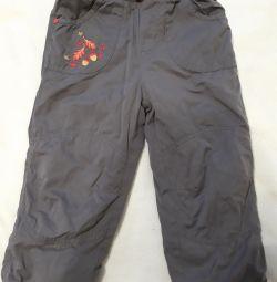 Dimensiunea pantalonilor 104
