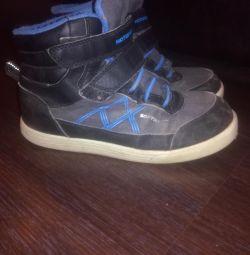 черевики утеплeнние