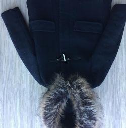 Paltoane de iarnă Zara copii de 4-5 ani