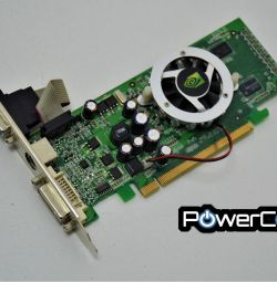 Nvidia GeForce 9300GS graphics card