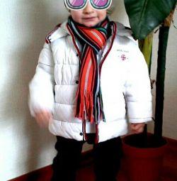 Jacket winter-autumn-spring. Mayoral, 80-90