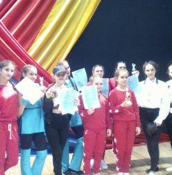 Обучаю детей танцам с 5-15 лет