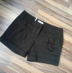 Winter shorts 27
