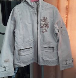Jacket for girls, height 146