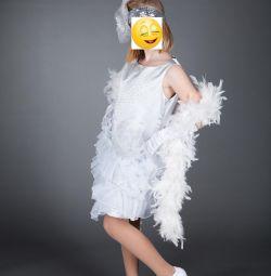 Платье для принцессы на рост 146