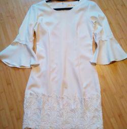 Noua rochie albă