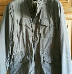 Нова утеплена куртка