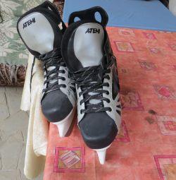 Hockey skates atemi laser 2.0