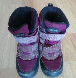 Jumătate de cizme 28