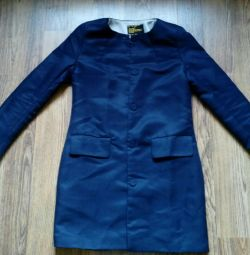Lengthened jacket