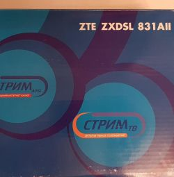 MODEM ROUTER ZTE zxdsl 831ALL