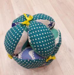 Ανάπτυξη μπάλα Montessori
