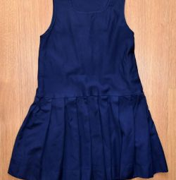 Sundress, school uniform for girls, 32 size