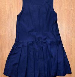 Sundress, σχολική στολή για κορίτσια, μέγεθος 32