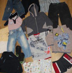 Îmbrăcăminte pentru băieți