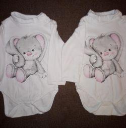 Children's bodysuit