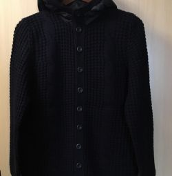 Knitted cardigan from Benetton
