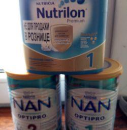 Nutrilon, Nan και άλλους