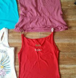 Топи і футболки
