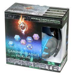 Διάλογος Ακουστικά GAN-KATA Gaming HGK-34L