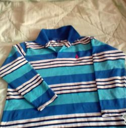Short Polo Shirt