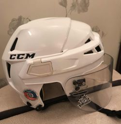 Helmet hockey CCM Vector 08 Sr men's + visor