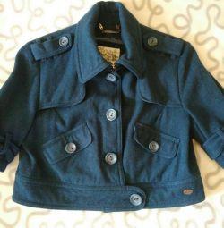 Новое короткое пальто брендовое S'Oliver