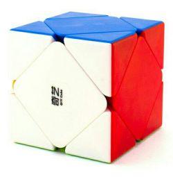 Cube του Rubik MoFangGe QiCheng Skewb