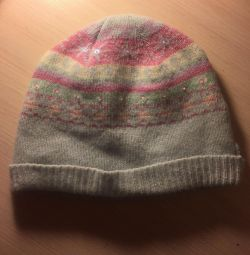 New woolen hat
